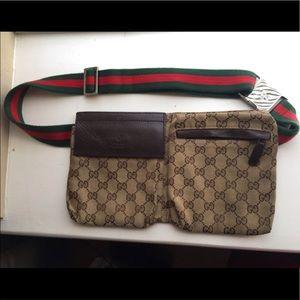 Original Authentic Gucci Fanny Pack